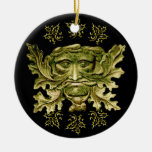 Hombre verde V2 - ornamento #2 Ornamentos Para Reyes Magos