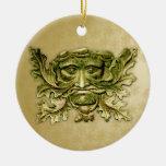 Hombre verde V2 - ornamento #5 Adorno Para Reyes