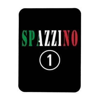 Hombres de basura italianos: Uno de Spazzino Iman