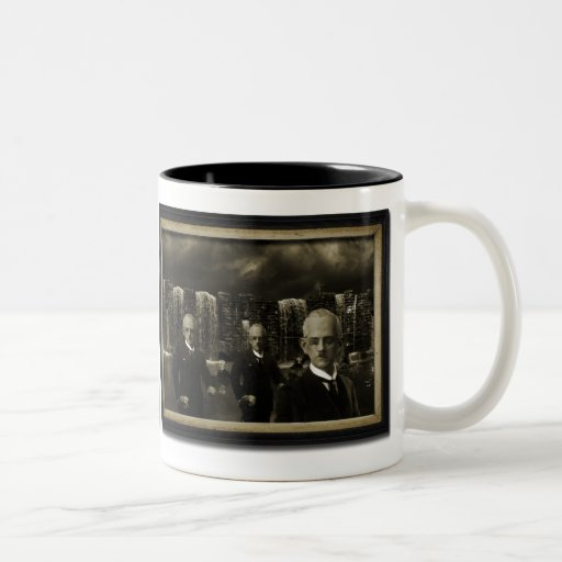 Hombres de Hangmoth Tazas De Café