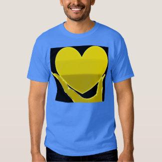 Hombres de Heartplay azules Poleras