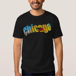 Hombres de la camisa de Chicago