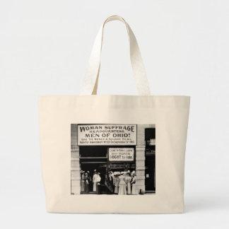 ¡Hombres de Ohio! : 1912 Bolsa Tela Grande