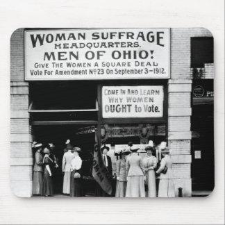 ¡Hombres de Ohio! : 1912 Tapetes De Ratones