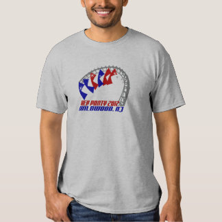 Hombres de Rev Party 2012 Camisas