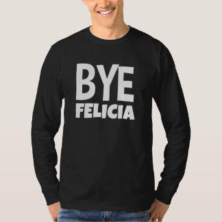 HOMBRES divertidos del REFRÁN de Felicia del adiós Playera