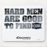 Hombres duros Mousepad