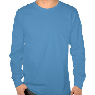 Hombres largos de la manga/camisa unisex del nanov