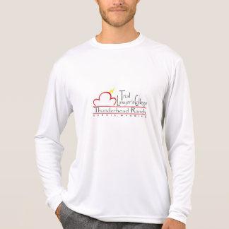 Hombres largos de la manga de la Micro-Fibra del Camisas