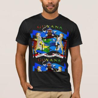 Hombres negros, camiseta básica de American