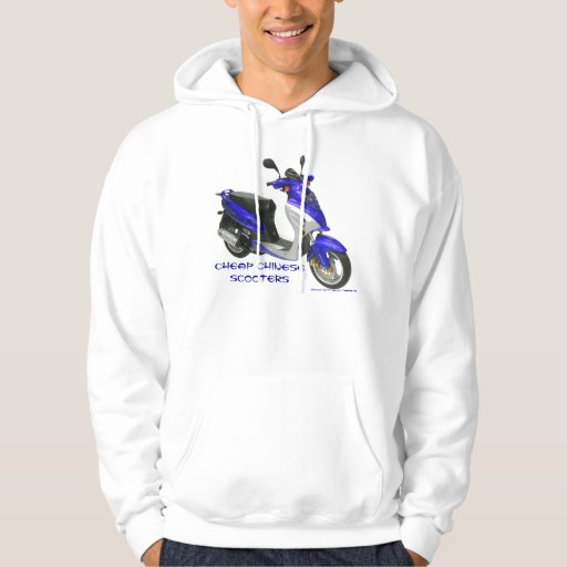 Hombres o sudor encapuchado de la vespa china jersey con capucha
