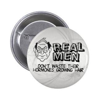 Hombres reales pin