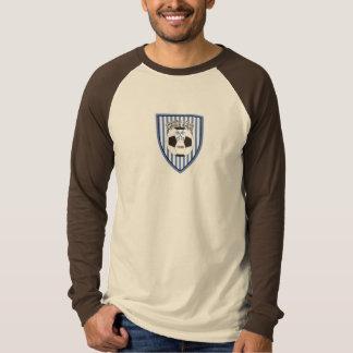 Hombres sudadera - FC mejillas a marrón de las Aar