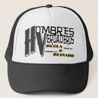 Hombres Verdaderos Regla & Reinado© Trucker Hat