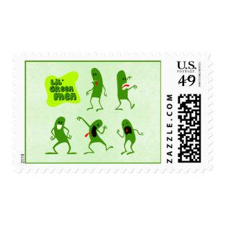 Hombres verdes de Lil Sello