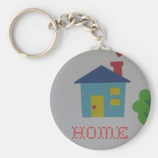 Home #1 keychain