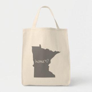 Home <3 Minnesota Tote Bag