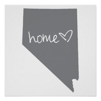 Home <3 Nevada Poster