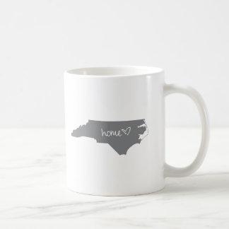 Home <3 North Carolina Coffee Mug