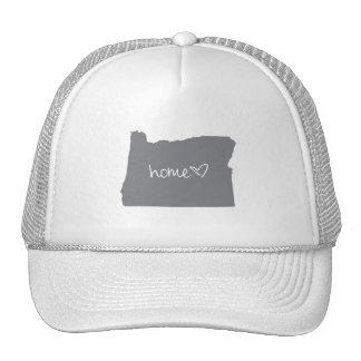 Home <3 Oregon Trucker Hat