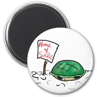 home 4 sale 2 inch round magnet