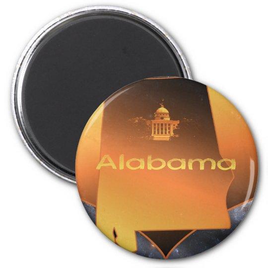 Home Alabama Magnet