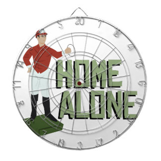 Home Alone Dartboard