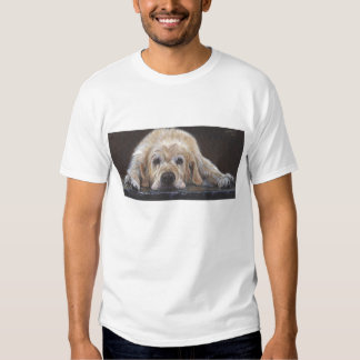 Home Alone Golden Retriever T-shirt Tee