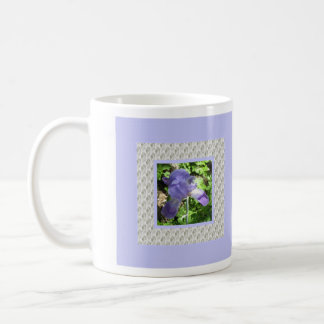 Home and Garden ~ Blue Iris Mugs