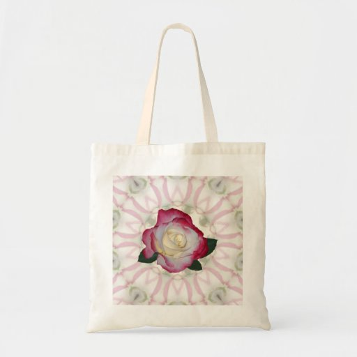 Home and Garden ~ Double Delight Rose Bag