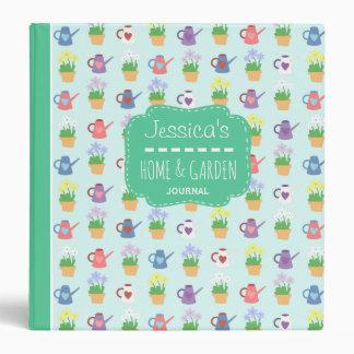 Home and Garden Journal Binder