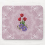Home and Garden ~ Tulip Bouquet Mouse Pad