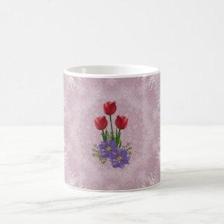 Home and Garden ~ Tulip Bouquet Coffee Mug