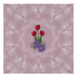 Home and Garden ~ Tulip Bouquet Posters