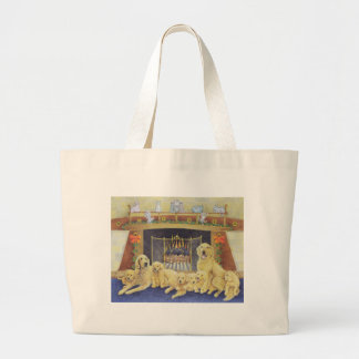 Home and Hearth Large Tote Bag