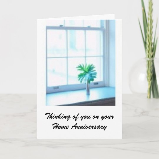 Home anniversary real estate agent greetings card zazzle home anniversary real estate agent greetings card m4hsunfo