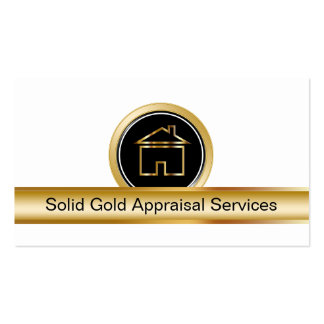 Home Appraisal Inspection Business Cards