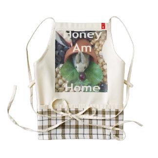 Home APRON Zazzle HEART Apron