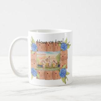 Home at Last Coffee Mug