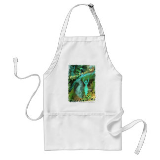 Home Awaits me Adult Apron