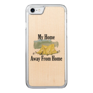 Home Away From Home Smartphone Carved iPhone 8/7 Case