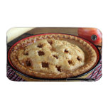Home baked apple pie on cooling rack with apple Case-Mate iPhone 3 case