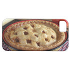 Home baked apple pie on cooling rack with apple iPhone SE/5/5s case