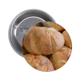 Home Baked Bread Loaves Button
