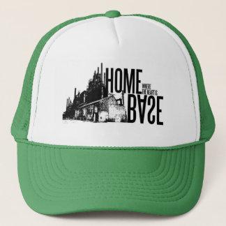 home base 610 ha trucker hat