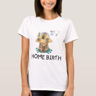 Home Birth Maternity T-Shirt