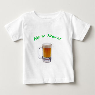 Home Brewer Baby T-Shirt