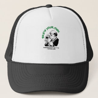 Home Brewers Do It By Themselves Trucker Hat