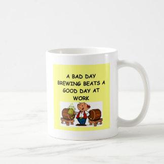 home brewing mug