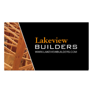Home Building - Business Cards